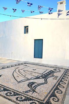 Photo of Milos island by Athina Valyraki. #Greece #Milos mosaic