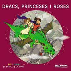 Dracs, princeses i roses Fictional Characters, Color, Art, Products, Roses, Saint George, Art Background, Kunst, Colour