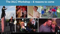 Six reasons to come to the IALC 2017 Workshop in Boston