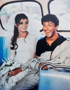 Katharine Ross and Dustin Hoffman, The Graduate, 1967.