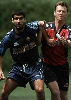 Guardiola i Van Gaal