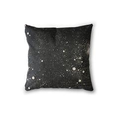 Spray / Screen Printed Cushion by oelwein on Etsy, €55.00