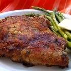 Italian Breaded Pork Chops- because I make them often and always have to google for cooking temps/times.