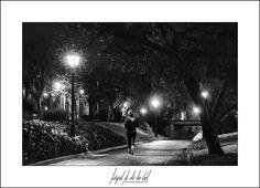 332/365 - Corriendo. Miguel A. de la Cal. Alcorcón. DelaCal. www.fotobodadelacal.es
