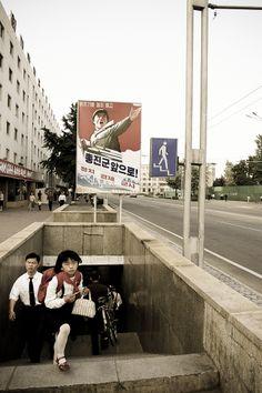 Kevin Schoenmakers, 2008, North Korea