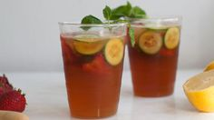 Relax with a Pimm's Cup This Summer!  http://to.pbs.org/1MoGQxB