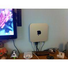 H-Squared Mini Mount for Mac mini Unibody