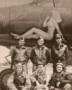 """Valkyrie"" Bomber Crew, England 1944"