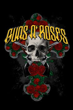 For everything Guns n Roses check out Iomoio Guns And Roses, Hard Rock, Looks Rockabilly, Rock Band Posters, Digital Foto, Stone Roses, Axl Rose, Architecture Tattoo, Rose Wallpaper