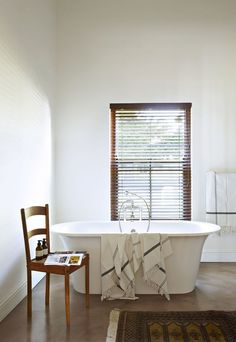 victoria and albert tub | photo micky hoyle