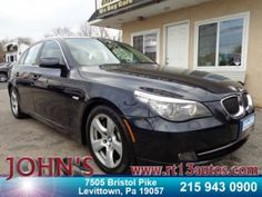 First look!  2008 BMW 5 Series 535i  just added to inventory!  http://p.dsscars.com/WBANW13528CN56352