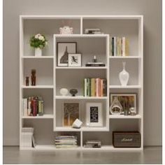 35 Fabulous Bookshelf Design Ideas For Your Interior Decor - A bookshelf is one of the most essential furniture required in an office or home. If you are a person who loves to read books and has a number of them. Diy Bookshelf Design, Creative Bookshelves, Wall Shelves Design, Diy Bookshelf Wall, Diy Bookcases, Bookshelf Ideas, Cube Bookcase, Modern Bookcase, Room Divider Bookcase