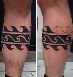 From tribal to modern and artistic, discover the best leg band tattoo designs for men. Explore cool masculine ink ideas with black ink. Bein Band Tattoos, Band Tattoos For Men, Tattoo Band, Band Tattoo Designs, Forearm Band Tattoos, Armband Tattoo Design, Leg Tattoos, Body Art Tattoos, Sleeve Tattoos