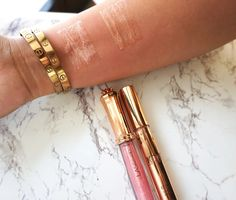 Kylie Lip Kit not in the Budget? Try these Amazing Dupes | sleekbeautyandstyle Love Bracelets, Cartier Love Bracelet, Bangles, Kylie Lips, Kylie Lip Kit, Lip Swatches, Dupes, Gold, Jewelry