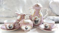 Steampunk Wedding Tea Cup by Angioletti Design