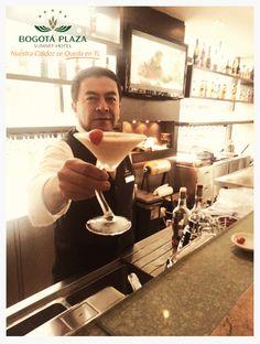 Bar Café - Bogotá Plaza Summit Hotel