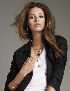 Manhattan collection #Rebecca #jewellery