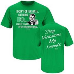 Marshall University Thundering Herd Stay Victorious my Friend Tee - Smack Apparel | Neebo.com