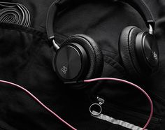 Rapha x Bang & Olufsen Sweat Proof Headphones. UK-based brand Rapha is known for creating great cycling apparel and accessories that combine optimum performance and modern style. Recently, they teamed up with Bang & Olufsen to create a pair of sweat-proof headphones specially designed for cyclists. Dubbed the BeoPlay H6 Rapha Edition, they feature cords made in Rapha's trademark pink color, ear pads made from the same African sheep hair as the GT Gloves and a headband that boasts the same…
