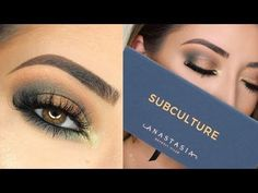 Anastasia Beverly Hills Subculture Palette Makeup Tutorial & Review http://makeup-project.ru/2017/08/10/anastasia-beverly-hills-subculture-palette-makeup-tutorial-review/