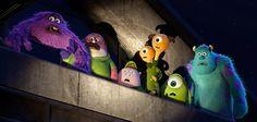Auch Monster sind schreckhaft | #DieMonsterUni ©Disney•Pixar