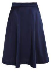 mint&berry shiny midi-skirt // mint&berry glänzender Midi-Rock