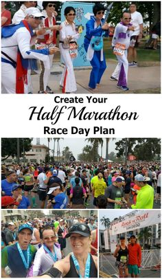 Do you want to run a half marathon? You need to have a half marathon race plan! It will help you avoid a race day fail!