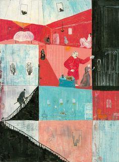 La metamorfosis Franz Kafka Ilustraciones: Manuel Marsol Traducción: Lidia Álvarez Grifoll Astrorey. http://www.yekibud.es/astrorey/