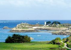 With a stunning landscape, delicious food and its very own language, Brittany has long been a favourite with the British. Vicky Leigh experiences the unique character of this very special part of France Culture Of France, Famous Landmarks, Natural Wonders, Where To Go, Brittany, Delicious Food, Golf Courses, Most Beautiful, British