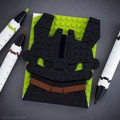 Lego (^o^) Kiddo (^o^) Dragon Training! | by powerpig