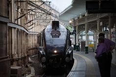 60007 Steam Train by Chris 'Xtigma' Bolton on Train Art, Steam Engine, Steam Locomotive, Train Travel, Britain, Transportation, Automobile, Art Pictures, Planes