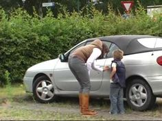 Guerrilla Marketing campaign by Novocortex - Scratches on Your Car