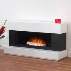 Awesome Electric Fireplace Design Ideas Adam Fire Surrounds Verona Electric Fireplace Suite