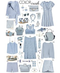 Affordable spring blues