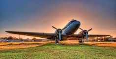 Around the World in a 1940 DC-3