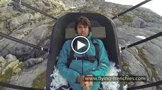 Il gruppo Flying Frenchies è specializzato nei salti estremi da grandi altezze. Trenta persone hanno lavorato insieme per tre mesi per realizzare...