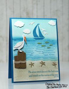 CC590 DT Sample- Mary's card