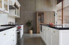 Cozinhas Charm Bistrot, da Florense.