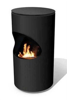Ruby Fires Hans Daalder Feuerstelle Silo kaufen im borono Online Shop