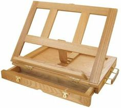 Amazon.com: Art Alternatives Marquis Desk Easel: Arts, Crafts & Sewing