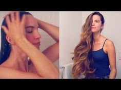 HOW TO GET LONG HEALTHY HAIR NATURALLY! (updated haircare routine) - YouTube