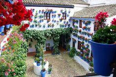 Tipica casa andaluza (cordoba) España