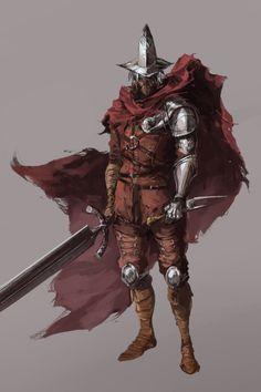 Abyss Watcher from Dark Souls 「LOG」/「ル一キ一ドリフト」の漫画 [pixiv] Dark Souls 3, Arte Dark Souls, Dark Souls Armor, Bloodborne Concept Art, Bloodborne Art, Dark Warrior, Fantasy Warrior, Fantasy Character Design, Character Art