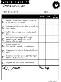 Teaching Tools, Teacher Resources, Teaching French Immersion, French Phrases, Future Jobs, French Language Learning, French Lessons, Rubrics, Writing Prompts