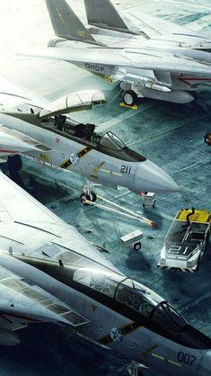 Grumman F14 Tomcats