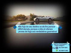 IMPORTADORA DEPO: Não fuja do destino!!!