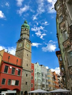 Top 5 things to do in Innsbruck, Austria Innsbruck, Alps, Austria, Stuff To Do, Things To Do, Europe, River, City, Building