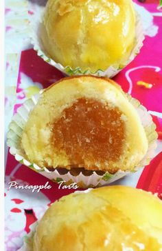 Little Joy Factory: Best Melt-in-the-Mouth Pineapple Tarts (Sonia's Recipe)