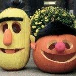 Bert en Ernie groente