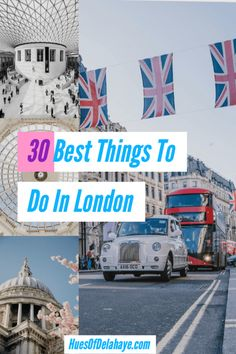 Jun 2019 - This has 30 of best things to do in London by a local. The guide is a blend of touristy and non-touristy London things to do. London What To See, Things To Do In London, London Tours, London Travel, Europe Travel Guide, Travel Guides, Travel Destinations, Travel Advice, Holiday Destinations